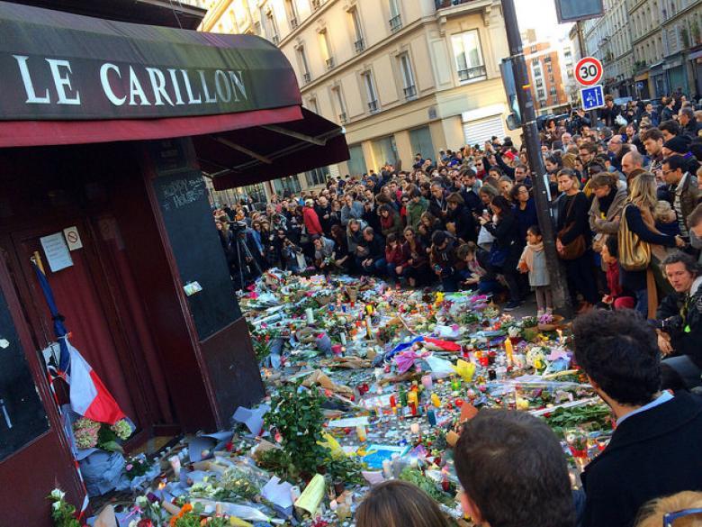 Brother Of Paris Victim Worries 'We'll Make The Same Mistake As When The U.S. Was Attacked'