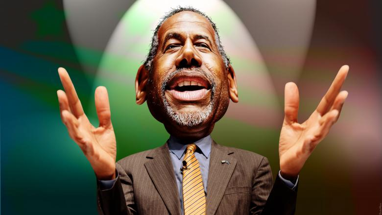 How Much Worse Do Things Have To Get For Carson Before He's At 50% In The Polls?