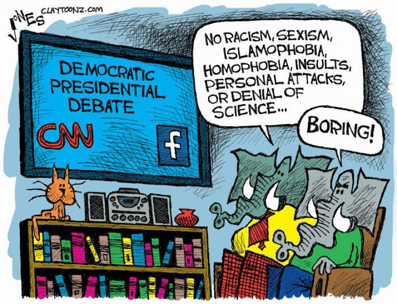 [Image: boring_dem_debate.jpg]