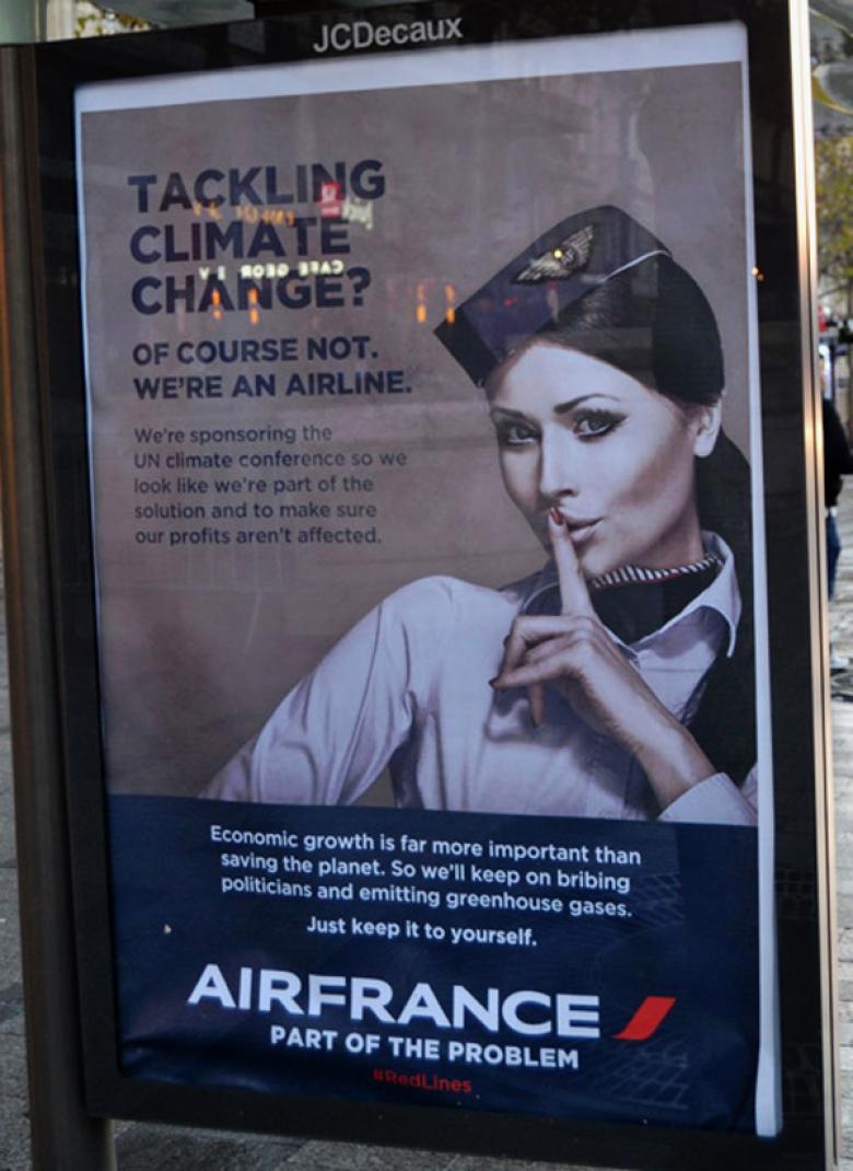Open Thread - Fake Ads In Paris