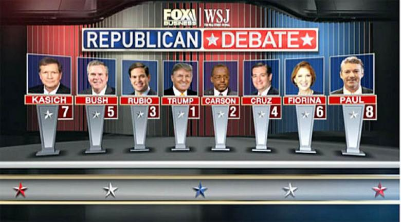 GOP Debate Wrap: Candidates Won And Everyone Else Lost