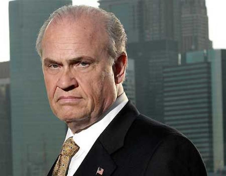 What Fred Thompson Was Working On Before He Died
