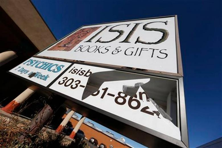 Store Vandalized Because It Has 'Isis' In Its Name