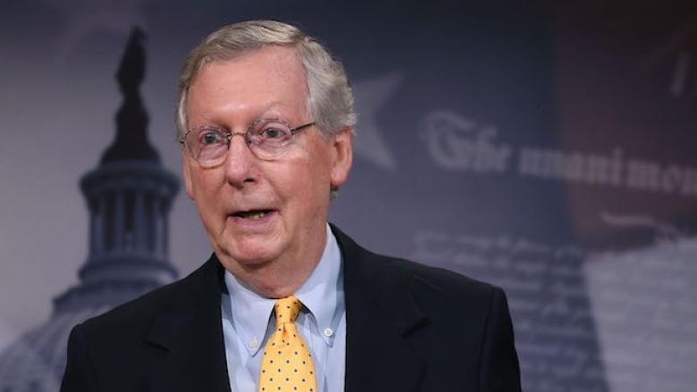 Senate GOP Planning How They're Going To Repeal Obamacare -- Again