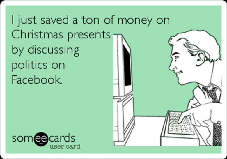 Open Thread - Save Money At Christmas!