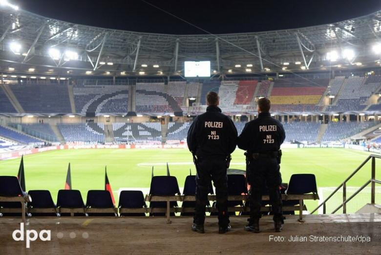 German Soccer Game Evacuated After Suspected Truck Bomb Found Outside