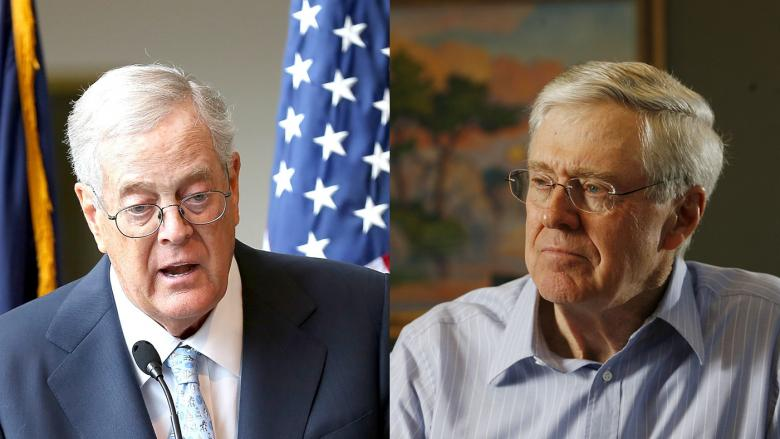 Kochs To Poor Folks: Here's A Turkey And Half A Bootstrap