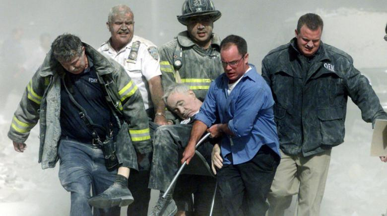 Congress Finally Shamed Into Helping 9/11 First Responders