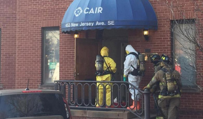 CAIR Offices Around Country Evacuated After Receiving Suspicious Substance In The Mail