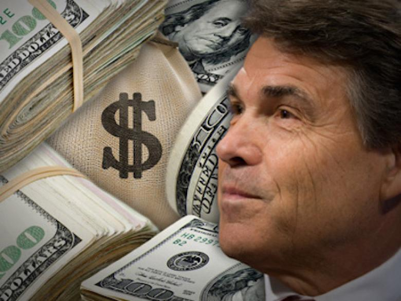 Thought You Hated Rick Perry To The Max? Hell, You're Not Even Close.