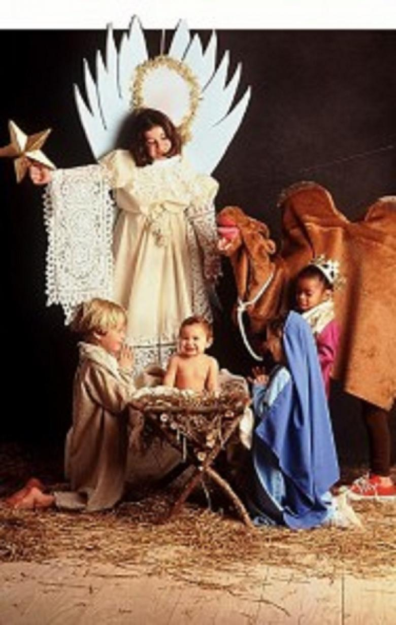 Hey! Unto You A Child Is Born