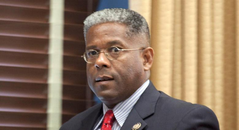The Secret Service Needs To Have A Talk With Former Rep. Allen West