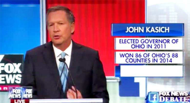 Gov. John Kasich Rises To 2nd In Latest New Hampshire Poll