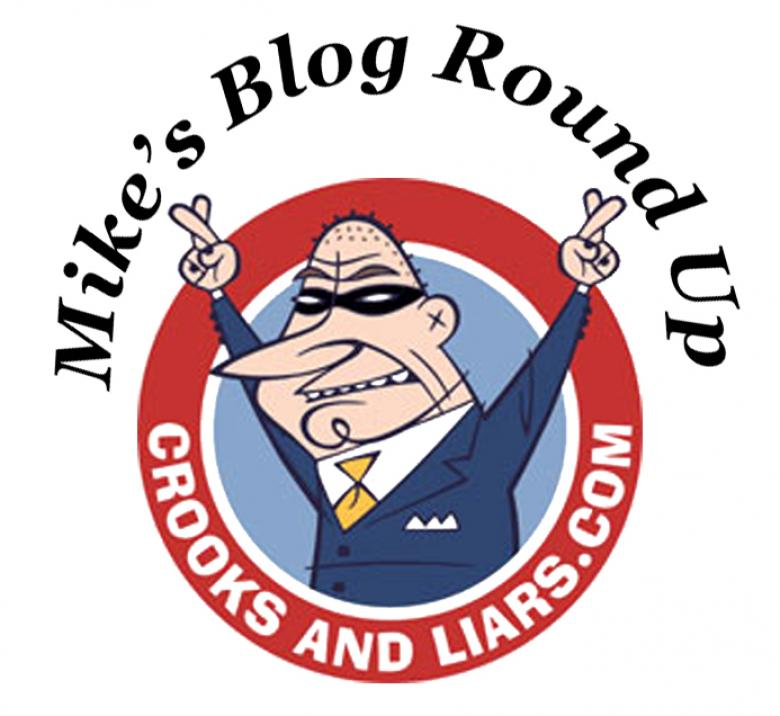 Mike's Blog Round Up For Tuesday