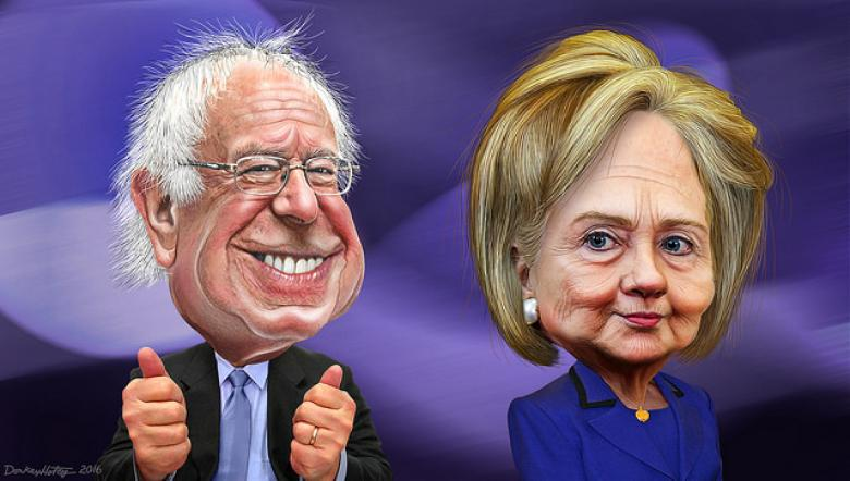 Confronting The Dark Shadow Over The Bernie Sanders Campaign