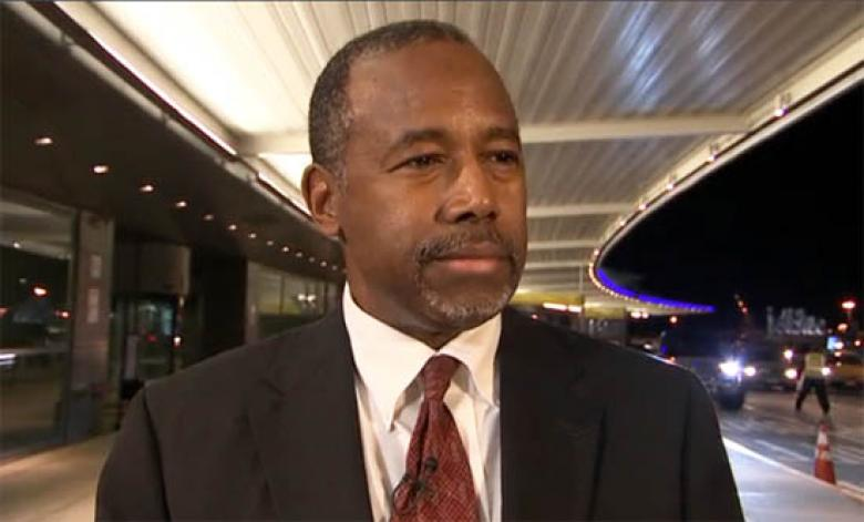 Ben Carson: Muslim Americans Would Have To Be Schizophrenic To Embrace Democracy