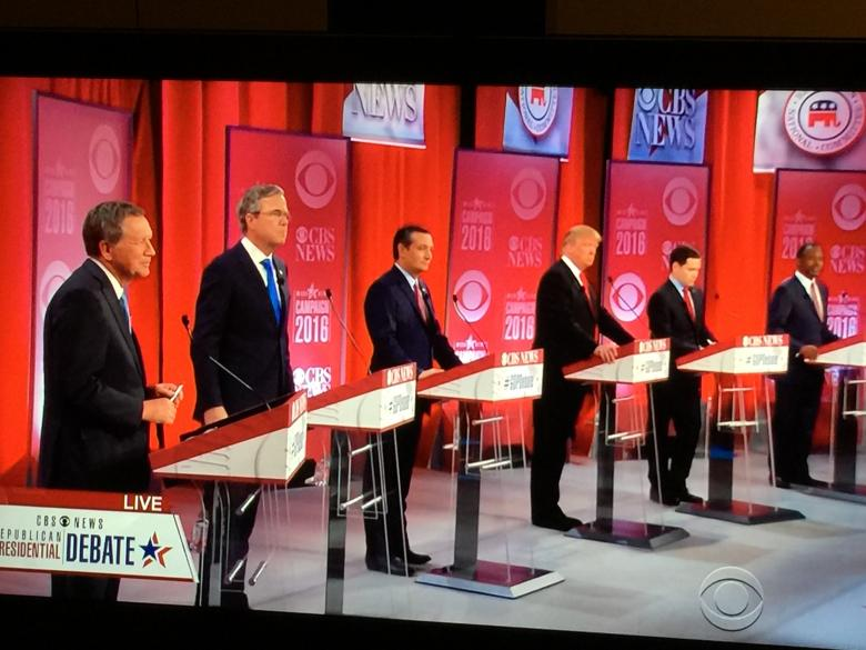 Snap Poll: Who Won The South Carolina Republican Debate?