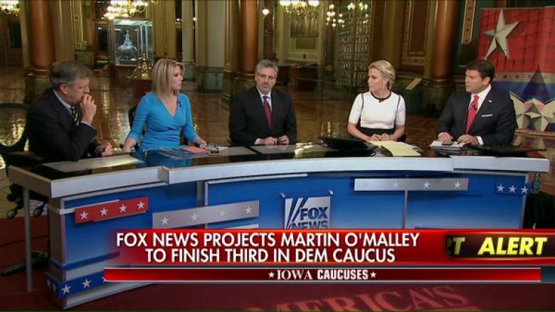 Screenshot Of The Night:  Fox News Right For Once