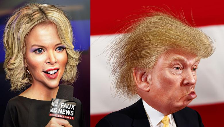 Megyn Kelly Lands Donald Trump Interview