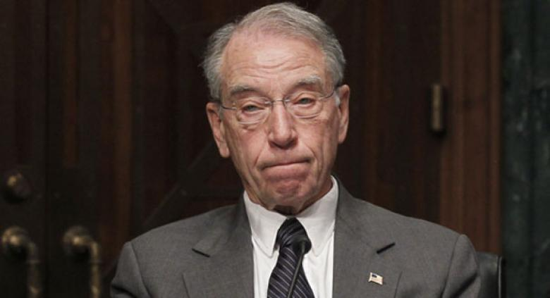 Chuck Grassley Hides From Constituents To Avoid Criticism