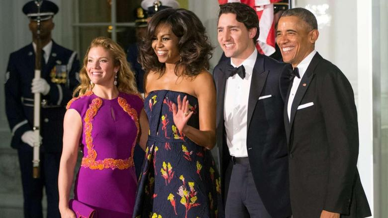 Obama's Toast To Trudeau Includes Mention Of Ted Cruz's Birthplace