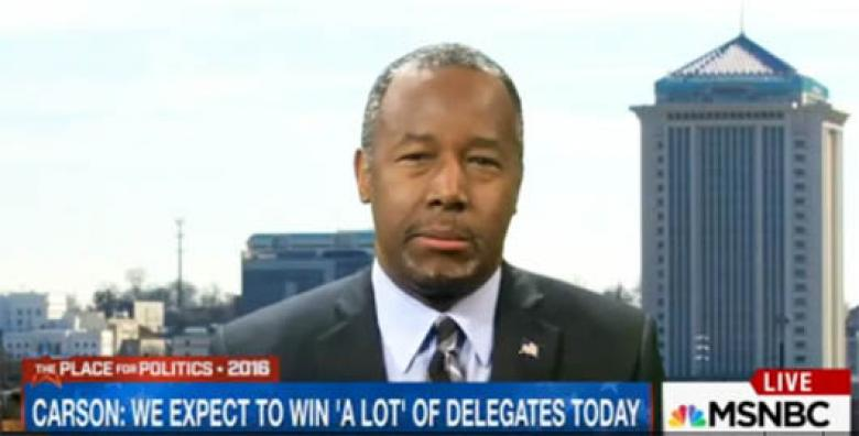 Ben Carson Camp Admits His Presidential Bid Is Over