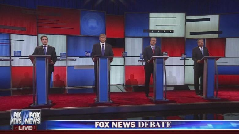 Snap Poll: Who Won The GOP Detroit Presidential Debate?