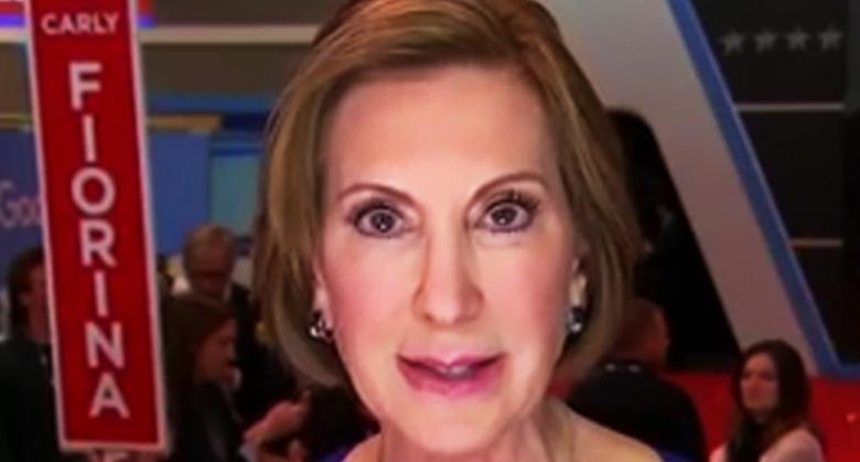 No, Really. Carly Fiorina Is On The Short List For RNC Chair