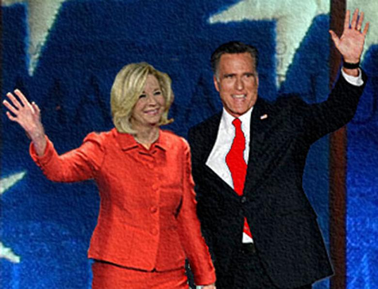 For Our Safety, Our Future:  Mitt Romney For President