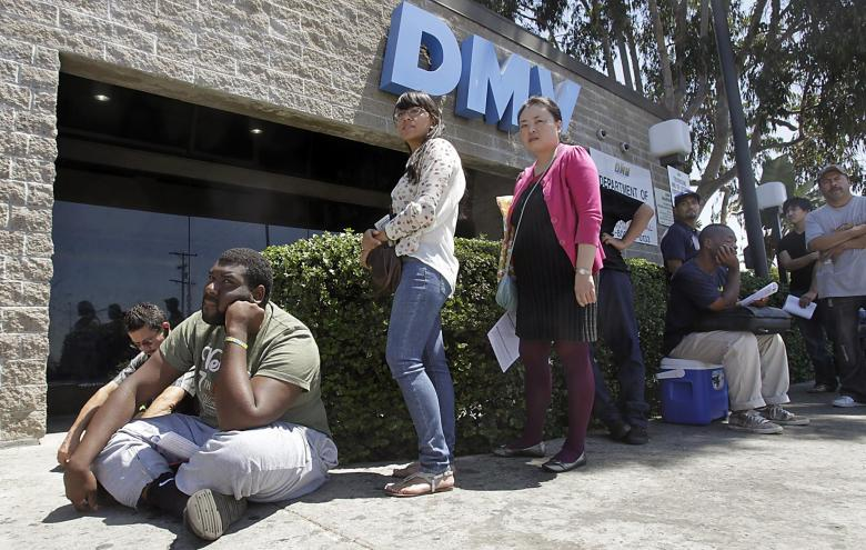 Suspended Driver's Licenses Punish Poor And Minority Voters