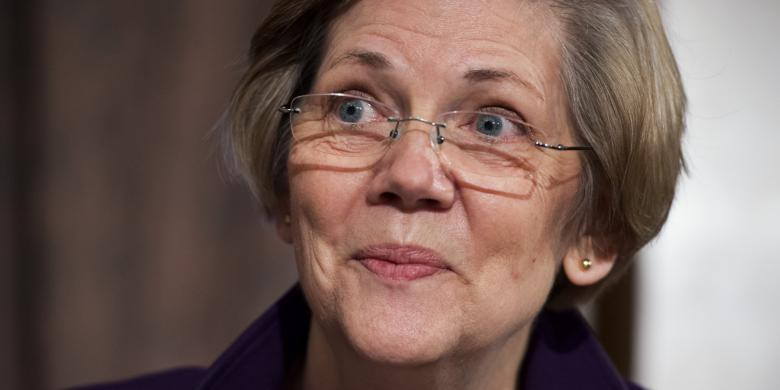 Elizabeth Warren Spanks Ted Cruz For Whining About His Sacrifices