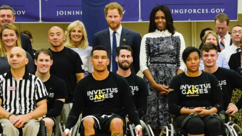 The Obamas And Britain's Royals Twitter-Feud For Charity