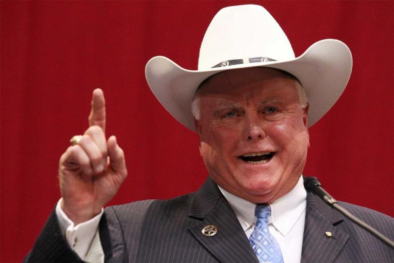 GOP Texas AG Commissioner Charges Taxpayers For Flight To A Rodeo