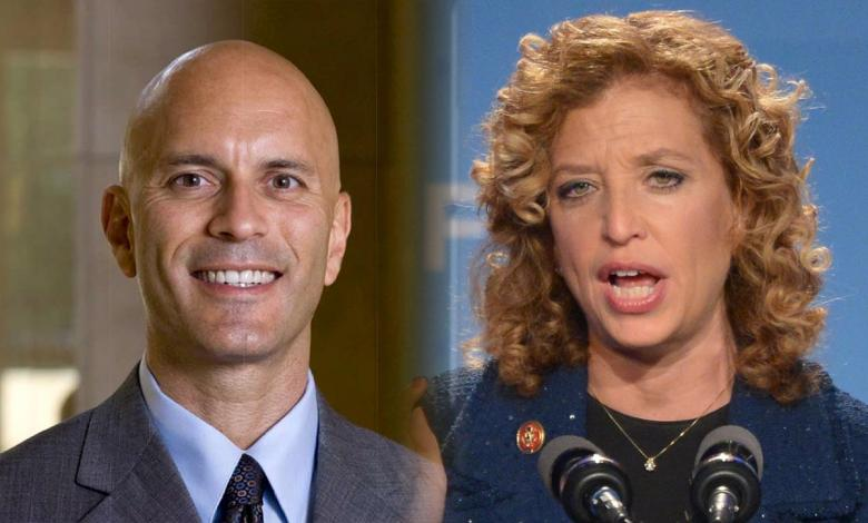 Replacing Debbie Wasserman Schultz With Progressive Tim Canova