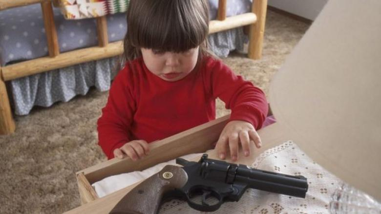 Another Responsible Gun Owner Leaves His Loaded Gun Out, Now His 5 YO Daughter Is Dead