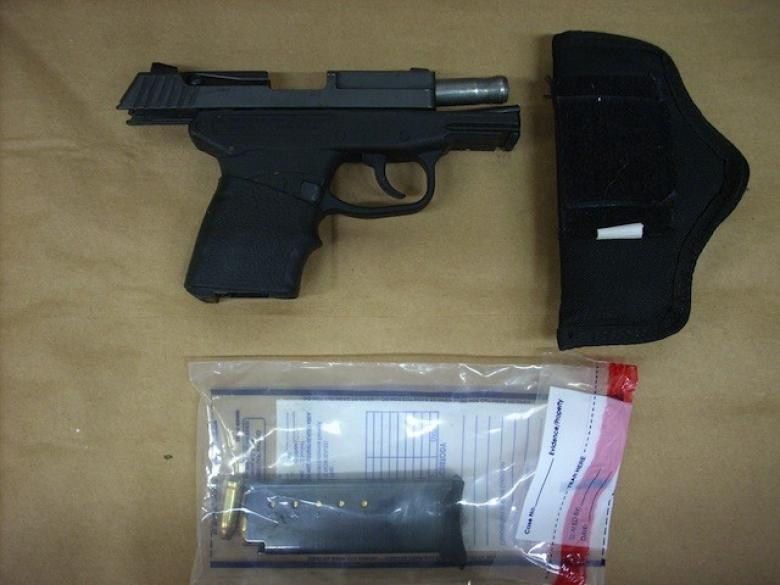Zimmerman Auctioning Gun Used To Kill Trayvon Martin  UPDATED
