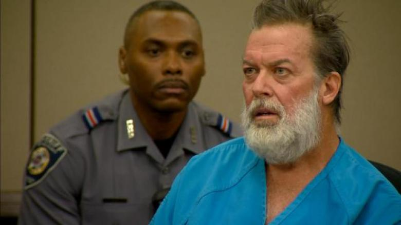 Planned Parenthood Shooter Ruled Incompetent To Stand Trial