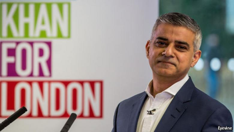 First Muslim Labour Candidate Beats Conservative To Become Mayor Of London