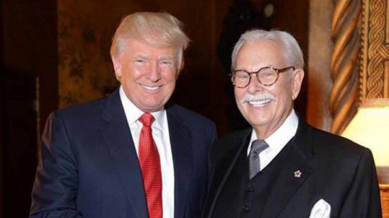 Trump's Long-Time Butler Calls For President Obama To Be Shot Or Hanged