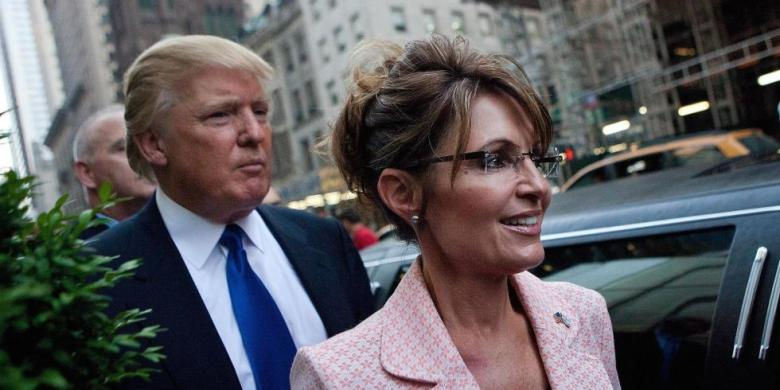 "Trump's VP ""Scout"" Helped Find Sarah Palin"
