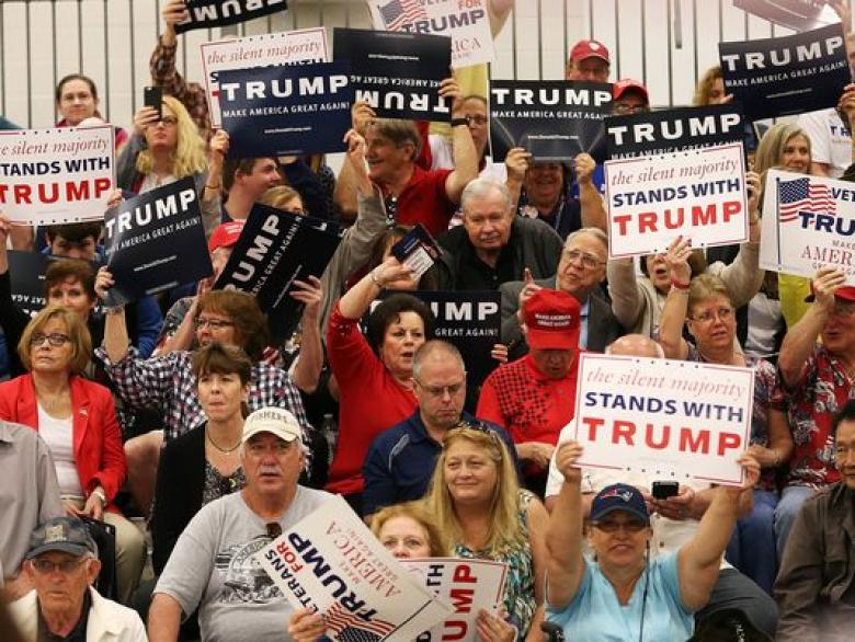 No, MSM, Donald Trump Is NOT Bringing New Voters To The GOP
