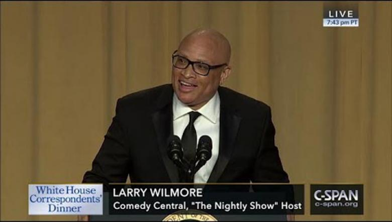 Larry Wilmore Gets Mixed Reviews For Nerd Prom Roast