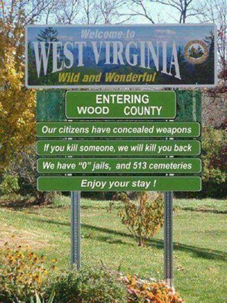 W. Virginians Can Now Carry Concealed Guns With No Permit Or Training