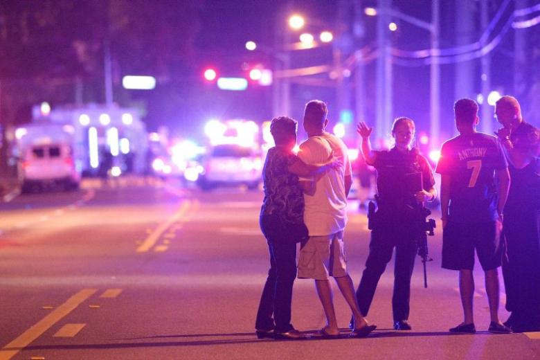 Reports: Orlando Shooter Visited Nightclub; Used Gay Dating App (Updated)