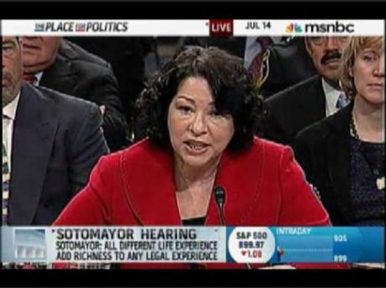Grassley Defends Attack On Judge By Equating It To Sotomayor's 'Wise Latina' Comment