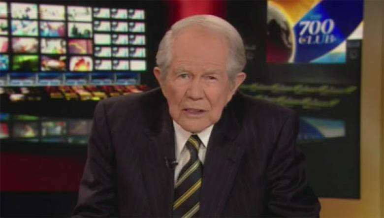 Pat Robertson Wishes Gays And Muslims Would Kill Themselves UPDATED