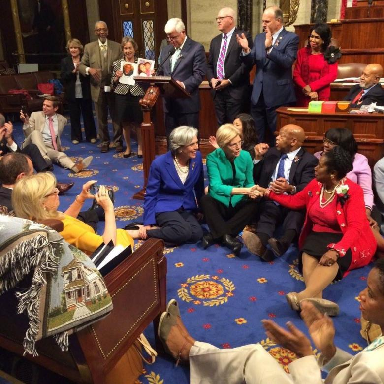 Democratic House Ends Sit-In After 26 Hours