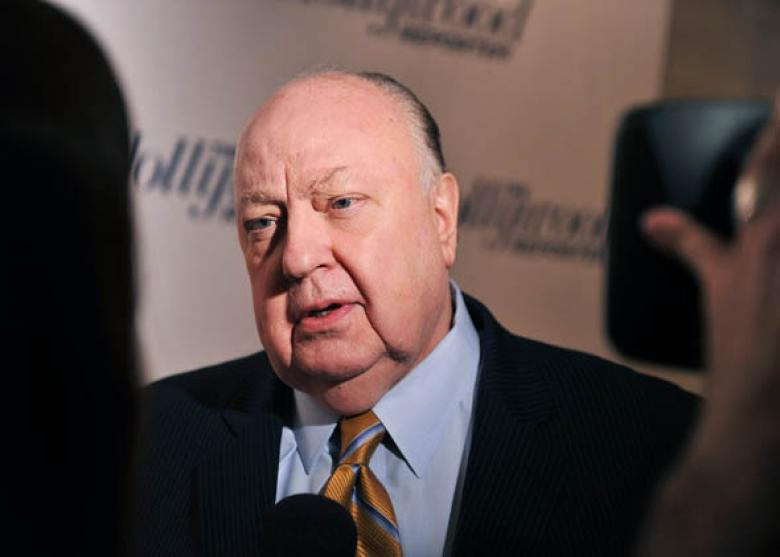 Ailes Jumps Out Of Fox News Airplane With $40M Parachute -- Maybe?