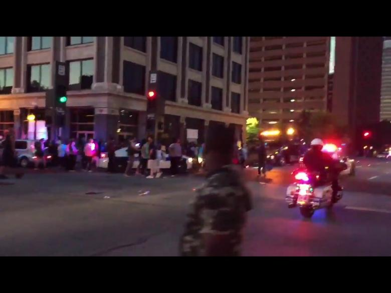 Sniper Fire In Dallas, Killing 5 Police Officers, Injuring 6 (Update 12)