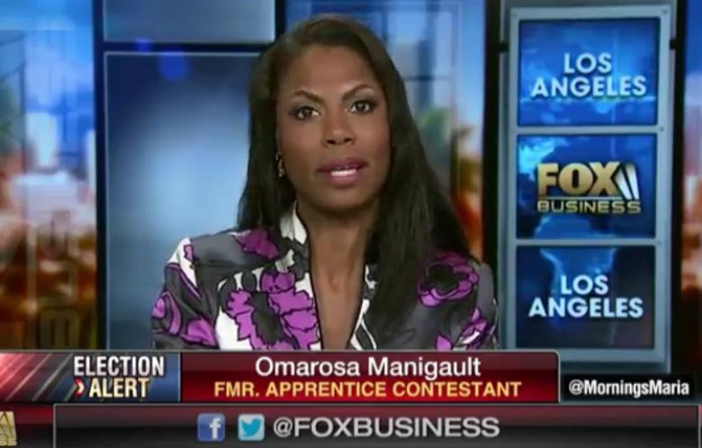RNC Sends Omarosa To DNC Convention As Foreign Policy Expert
